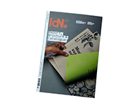 IdN v25n2: Report, Brochure and Catalogue Design