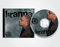 Complete CD Package Design for KRANNA (Musician)
