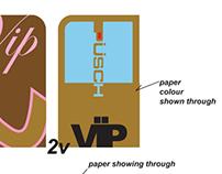 Pusch VIP Cards