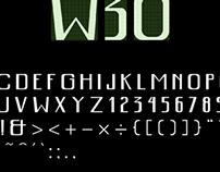 RafaelSans Typeface