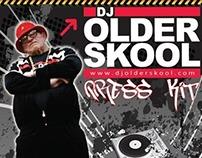 Press Kit - DJ Older Skool