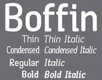 Boffin Typeface