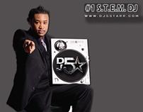 Press Kit - DJ 5 Starr