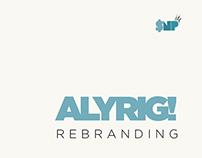 Alyrig! Sneaker Shop Branding