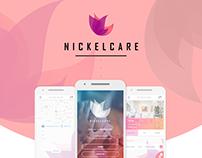 NICKELCARE App UI