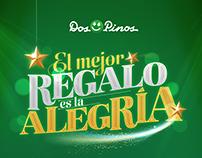 Navidad Dos Pinos 2017