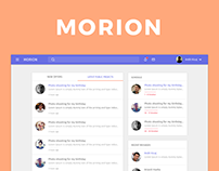 Morion - Photographer as a service