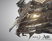 Ascent: Infinite Realm Airship
