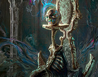 Lich - Illustration
