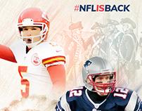 NFL Kickoff - Chiefs x Patriots