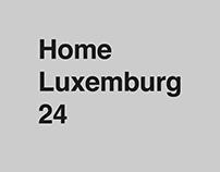 Wall Fresco - Home Luxemburg 24