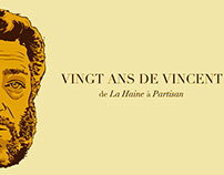 Vingt ans de Vincent
