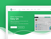 EasyQA - Website