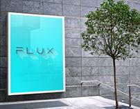 Product Logo Design: Flux