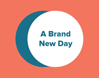 A Brand New Day - Design workshop for students & grads