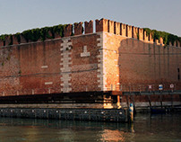 A Break in the Wall. A new access to Arsenale Nord