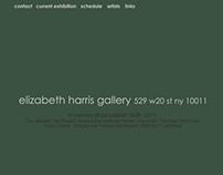 ELIZABETH HARRIS GALLERY