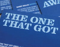 The One That Got Away (TOTGA) Branding