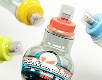Bebida energética 3D