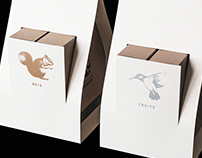 Packaging Design for Chocoloco
