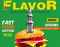 Flavor Magazine - May 2012 Issue