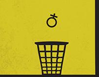 Campaña contra la violencia de género - Retórica