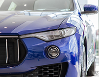 Presentation Maserati Levante