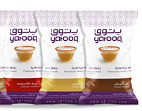 Yatooq Coffee (packaging+Roll Up)