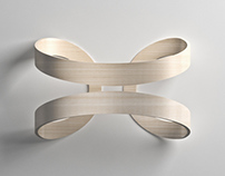 Ribbon Chair concept design