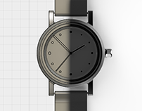 Watch Design. Fusion 360 Practice.