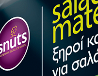 Snuts brand / Salad Mate nuts