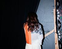 Backstage Anna Pawluk