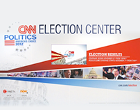 CNN U.S. Election 3DTV video