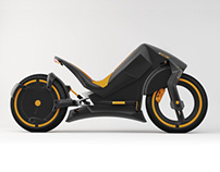 2:former - electric motorcycle
