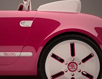 Škoda E-car concept