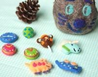 xiaoe's felt crafts