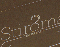 Stiroma - Mock Brand Identity