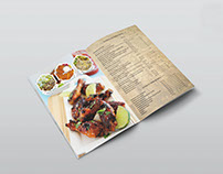 Restaurant Rila menu