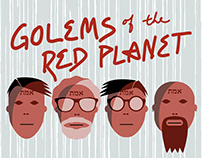 Golems of the Red Planet