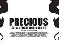 Precious - Movie Poster