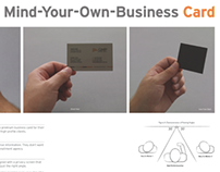 GMP Mind-Your-Own-Business Card