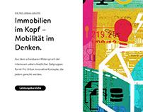 Webdesign ProUrban Gruppe