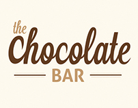 The Chocolate Bar Brand Identity Re-Design