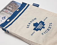 Toronto Maple Leafs 2011-12 Season Tickets