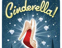Cinderella! pantomime illustrations