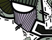 Mono qpink | Desoqp Ink