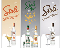 Grooveshark: Stoli Product Launches