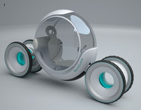 Revolute - A concept vehicle