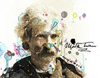 Diario no tradicional - Mark Twain