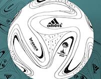 愛迪達 adidas|Running跑步生活雜誌 Vol.O6|雜誌配圖插畫|illustration